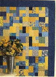 Yellow Brick Road Quilt Pattern Extraordinary Yellow Brick Road Fat Quarter Quilt Pattern EBay