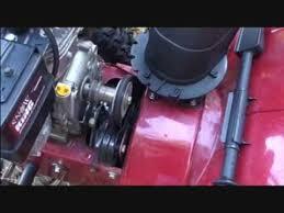Snowblower Tune-up (Tecumseh 5.5 hp) Part 2 - YouTube