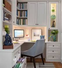 small home office space. Choosing The Perfect Office Lighting #office #officedesign #decor #officedecor #officelighting #lighting #lightingideas Small Home Space