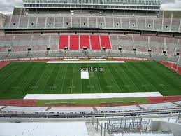 Ohio State Football Stadium Seating Chart Ohio Stadium Section 22c Rateyourseats Com