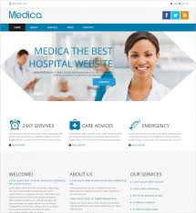 doctor template free download healthcare templates free download health care website template