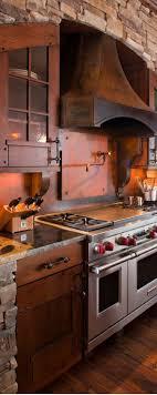 custom rustic kitchen cabinets. Terra Firma Custom Homes | Rustic Kitchen Cabinets T
