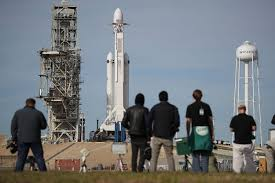 Elon Musk Will Launch Spacexs Falcon Heavy Rocket At A Cost