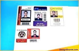 Id Card Templates Free Free Student Id Card Template Student Id Card Template Free