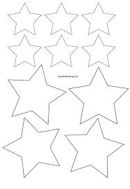 Stern Vorlage Ausschneiden Az Ausmalbilder Loveable Sterne