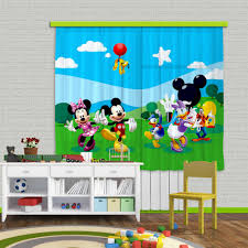 Mickey Mouse Bedroom Curtains Simple Mickey Mouse Room Mickey Mouse Room Decor Design Ideas