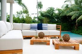 modern outdoor sectional. Kannoa Sunset Sectional Modern Outdoor T