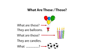 Esl Pages: This/That/These/Those Worksheets