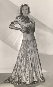 A Dolly Tree gown for Rita Johnson - Jazz Age Club