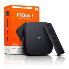 Mi Box S Ultra HD 4K Android 9 - Xiaomi - TV Box e Cast em Promoção é na  Coimbra Virtual