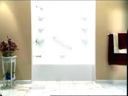 acrylic bath surround installing tub installation bathtub shower wall panels fitting bathroom over tiles coo
