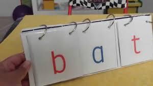 letter blending flip book letter blending flip book