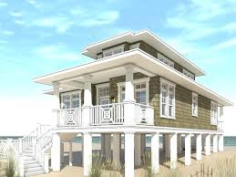 beach house on stilts beach house plan tiny beach house on stilts