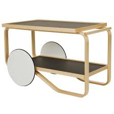 alvar aalto furniture. Authentic Tea Trolley 901 In Birch By Alvar Aalto And Artek For Sale At 1stdibs Furniture R