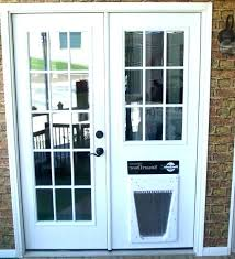 screen door with door built in interior pet doors large image for sliding door pet cheerful