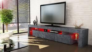 Tv Board Lowboard Lima Xl Rock In Schieferoptik Amazon De K Che