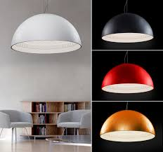 Interesting Oversized Pendant Light Oversized Pendant Lamp Chiarod Metal  Lux Pendant Lamps