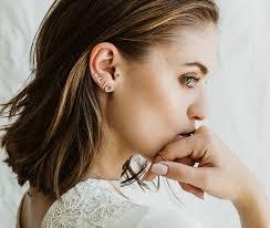 Chart Of Ear Piercings