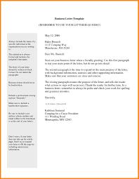 7 Formal Business Email Format Sample Financialstatementform