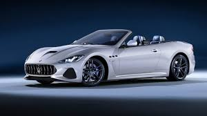 2018 Maserati GranTurismo Convertible Debuts At Goodwood