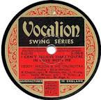 Vocalion: Swing Series Records