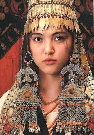kyrgyzstan ethnic jewellery of central asia kadyrov author ian caytor editor v kadyrov ilrator this image