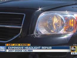let joe know how a burned out headlight could cost $900 abc15 2010 Dodge Caliber Fuse Box let joe know how a burned out headlight could cost $900 2010 dodge caliber fuse box diagram