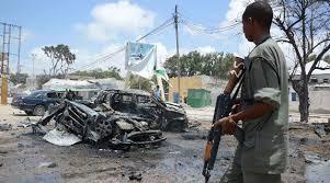 الصومال - انفجار سيارة ملغومة في موكب عسكري