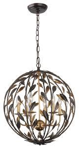 6 light english bronze antique gold fl chandelier 506 eb ga elite fixtures