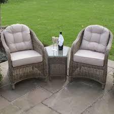 maze rattan winchester 3pc lounge set
