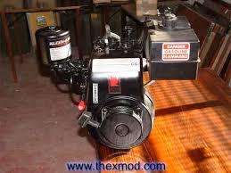 Engine - Single Cylinder - Tecumseh Engines 6HP