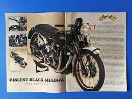 1950 series c vincent black shadow