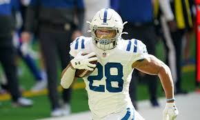 Indianapolis Colts' Jonathan Taylor nominated for Rookie of the Week