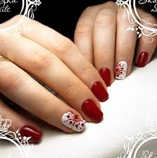 Red And White Nail Designs Nail Art 3899 Best Nail Art Designs Gallery
