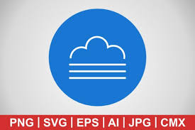 Svg is the standard for icons, here you will find a hand picked selection of useful svg based icon packs. Vector Fog Icon Graphic By Iyikon Creative Fabrica