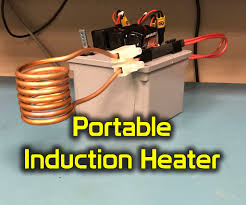 Portable Battery Powered Heater 1000w Portable Induction Heater 11 Steps With Pictures