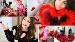 DIY Valentine\u0027s Day Room Decorating Ideas! ♥ - YouTube