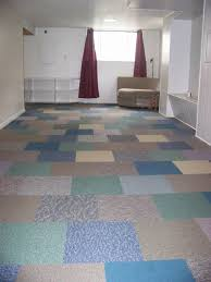 Checkerboard A colorful inexpensive flooring solution Very