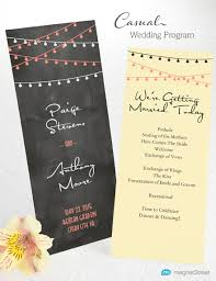 sample wedding program wording wedding program wording magnetstreet weddings
