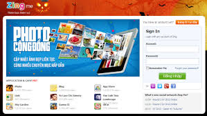 Zing Me Why Us Maintains A Social Network On Vietnamese Pirate Site