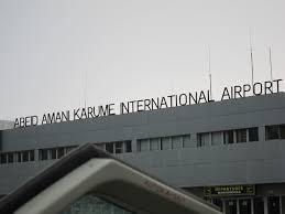 Flughafen Sansibar