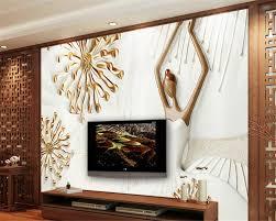 Aan De Verkoop Beibehang 3d Behang Relief Angel Achtergrond