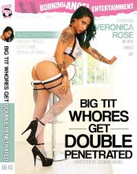 BurningAngel Releases Big Tit Whores Get Double Penetrated TRPWL