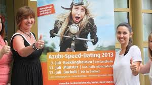 IHK, azubi, speed, dating