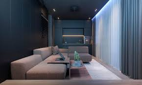 Bachelor Pad Design dark moody bachelor pad design 2 single bedroom lshaped examples 3307 by xevi.us