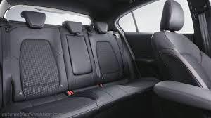 dimension ford focus coffre et intérieur