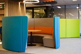 pods office. Meeting Pods \u2013 A Great Innovation For Managing Office Noise P