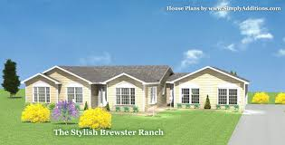 brewster ranch house plan