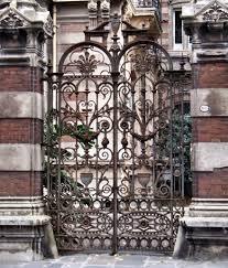 Design Recoleta Ar Gates Of The Residencia Maguire Recoleta Buenos Aires Ar