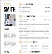 Creative Resume Format Free Resume Example And Writing Download